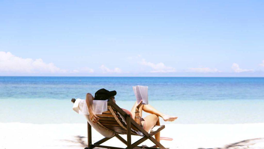 Διακοπές, παραλία