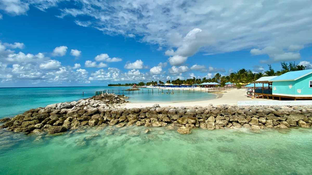 Νησί Ελεύθερα, Μπαχάμες