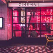 Σινεμά επιγραφή
