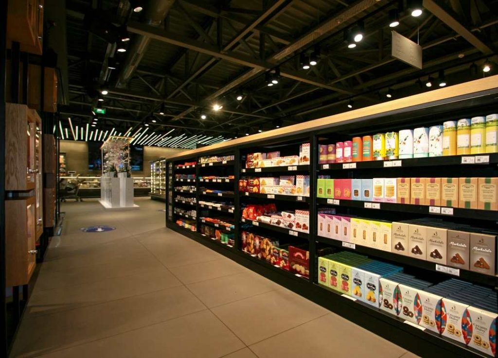 Flora Supermarket, Μύκονος