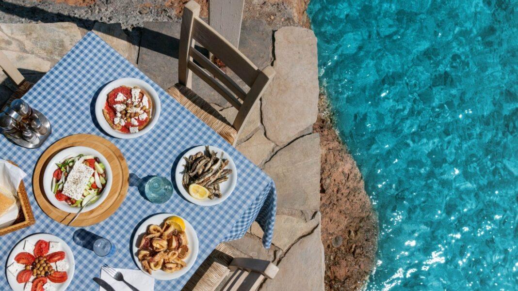Φαγητό ελληνικά νησιά