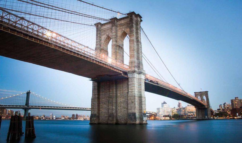 Γέφυρα Μπρούκλιν, Νέα Υόρκη