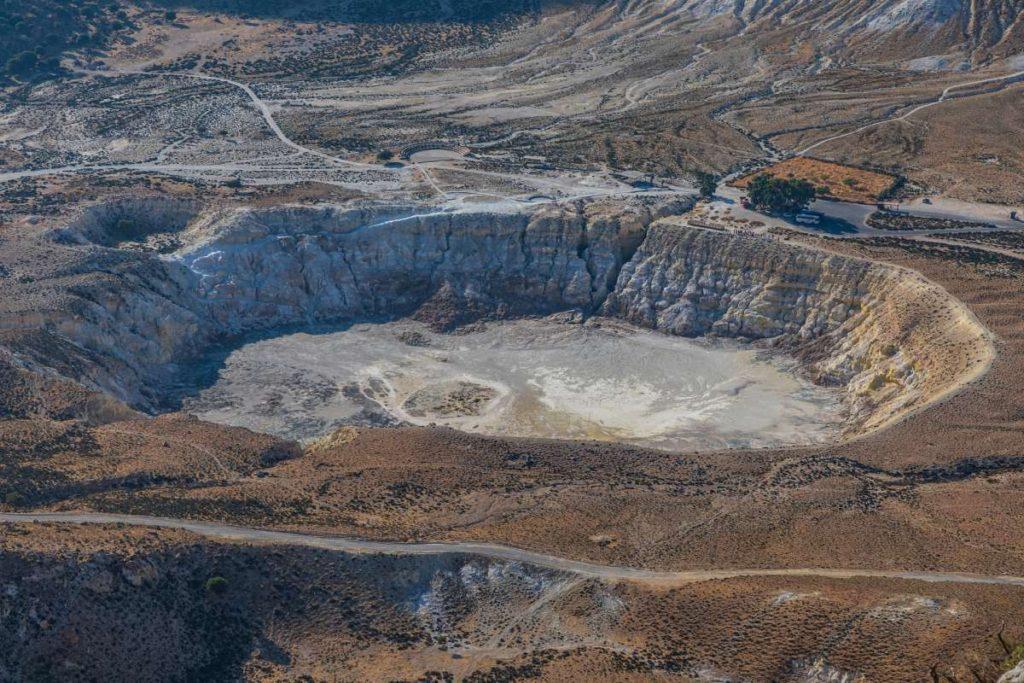 Ηφαίστειο Νισύρου
