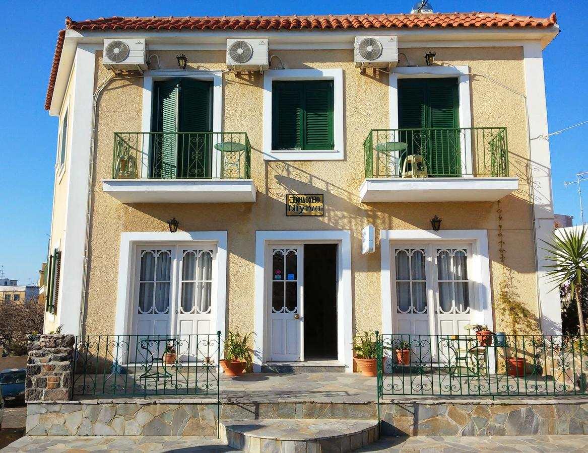 Hotel Aegina από έξω, Αίγινα