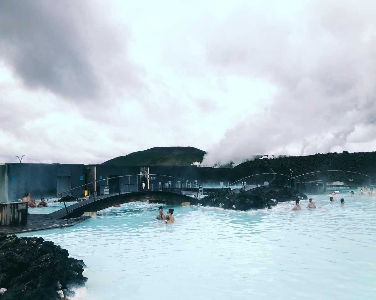 Θερμές πηγές, Ισλανδία