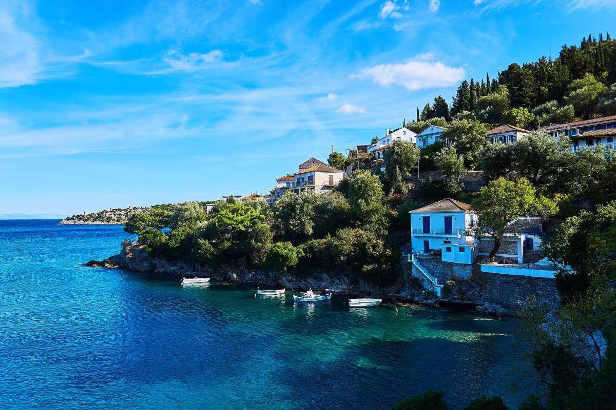 Ιθάκη, Ελλάδα