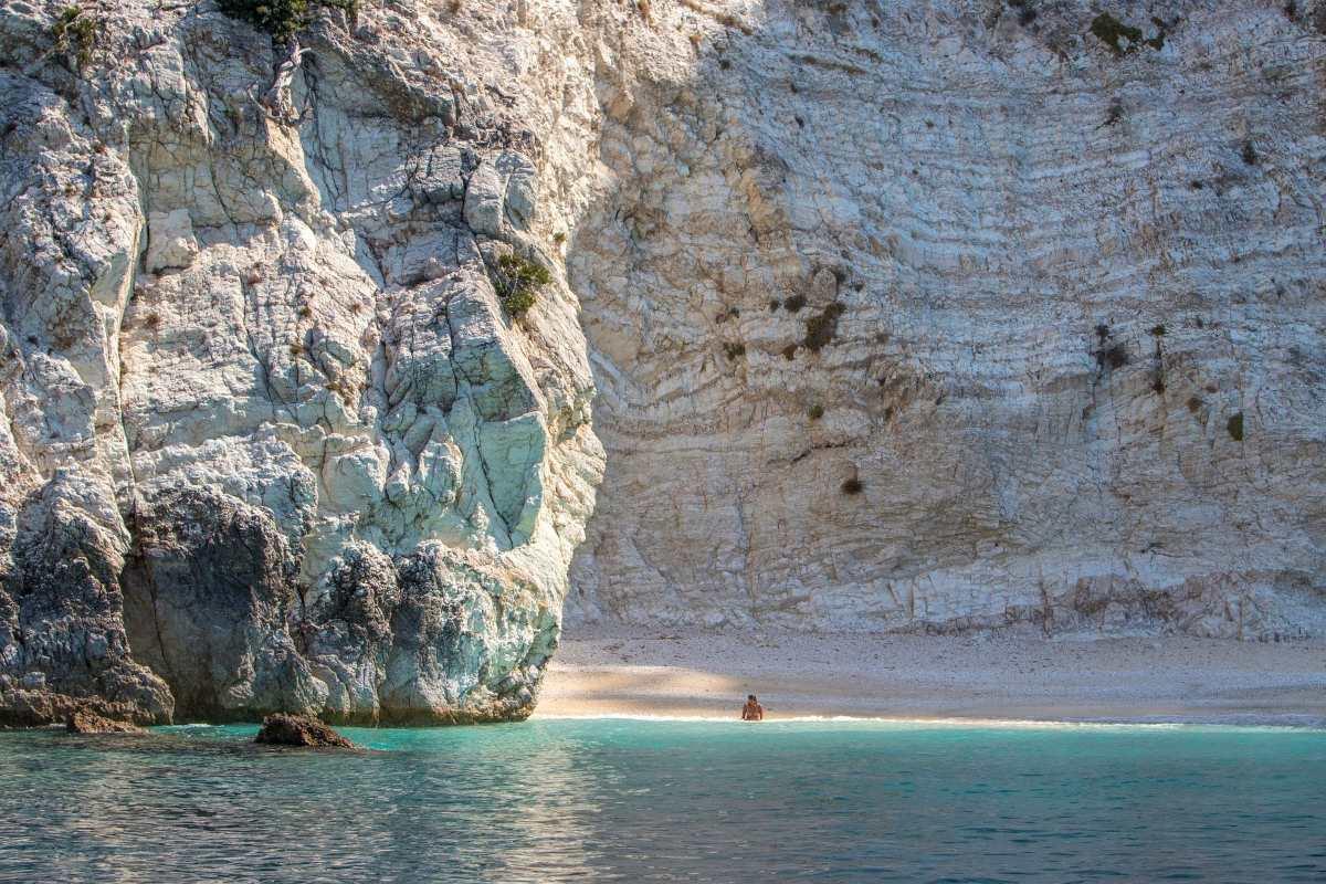Παραλία Ιθάκη