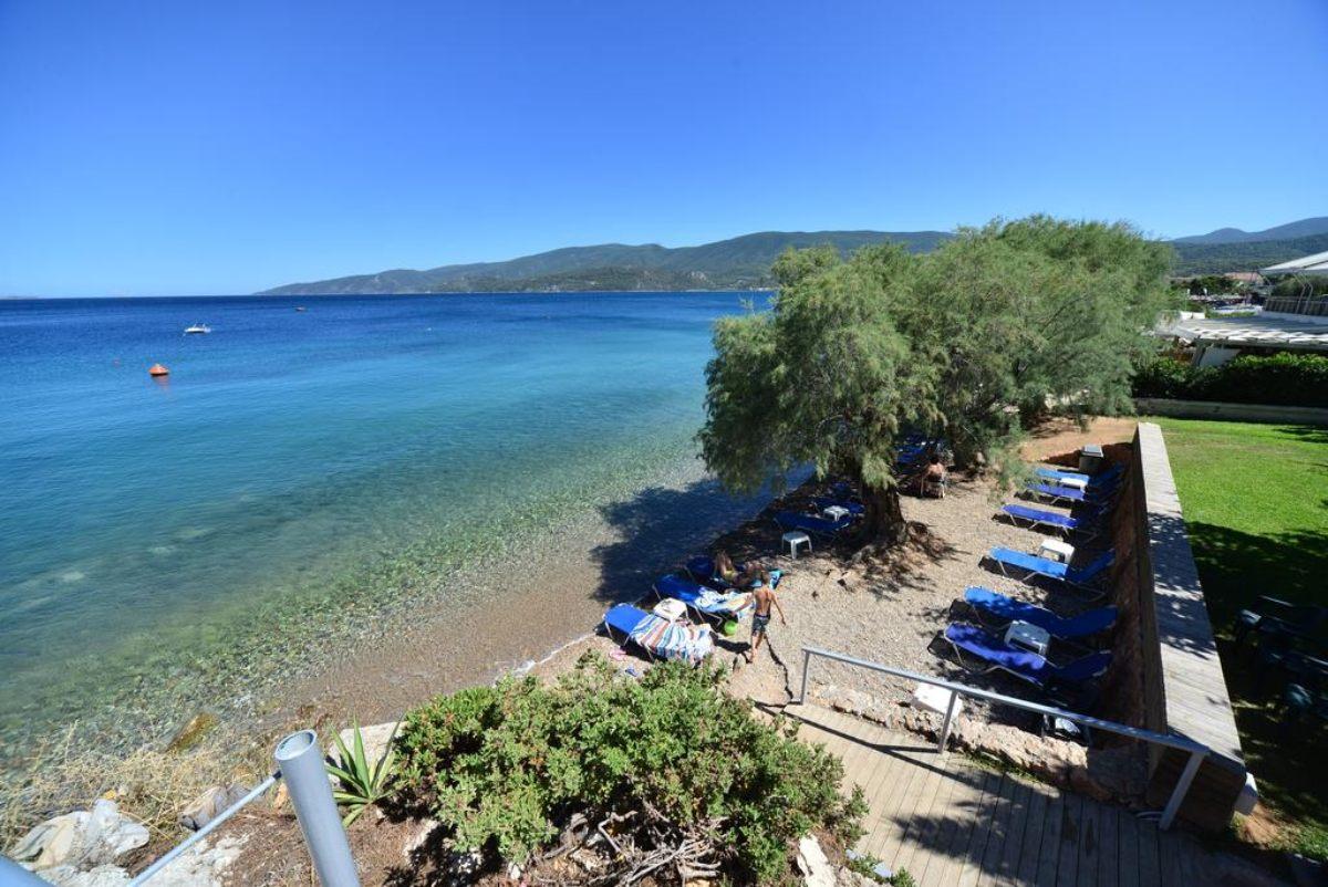 Hotel Kakanakos Λουτρά Ωραίας Ελένης