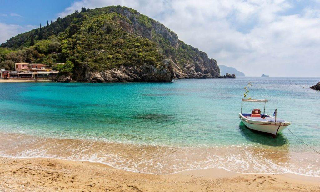Κέρκυρα παραλία