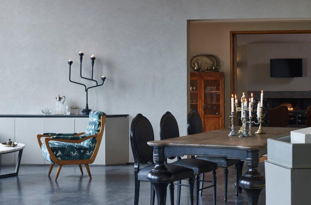 Kinsterna Hotel εστιατόριο