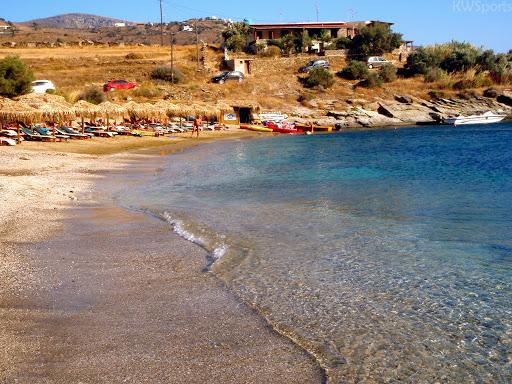 παραλία Κουνδουράκι