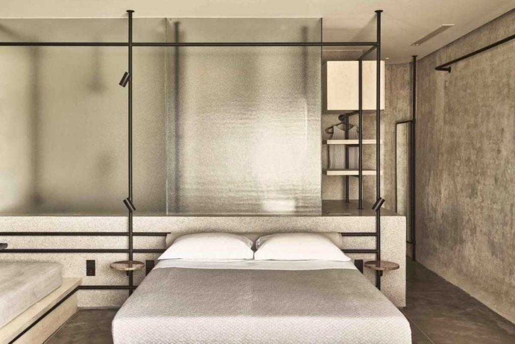 Ξενοδοχείο Δεξαμενή δωμάτιο, Κουρούτα