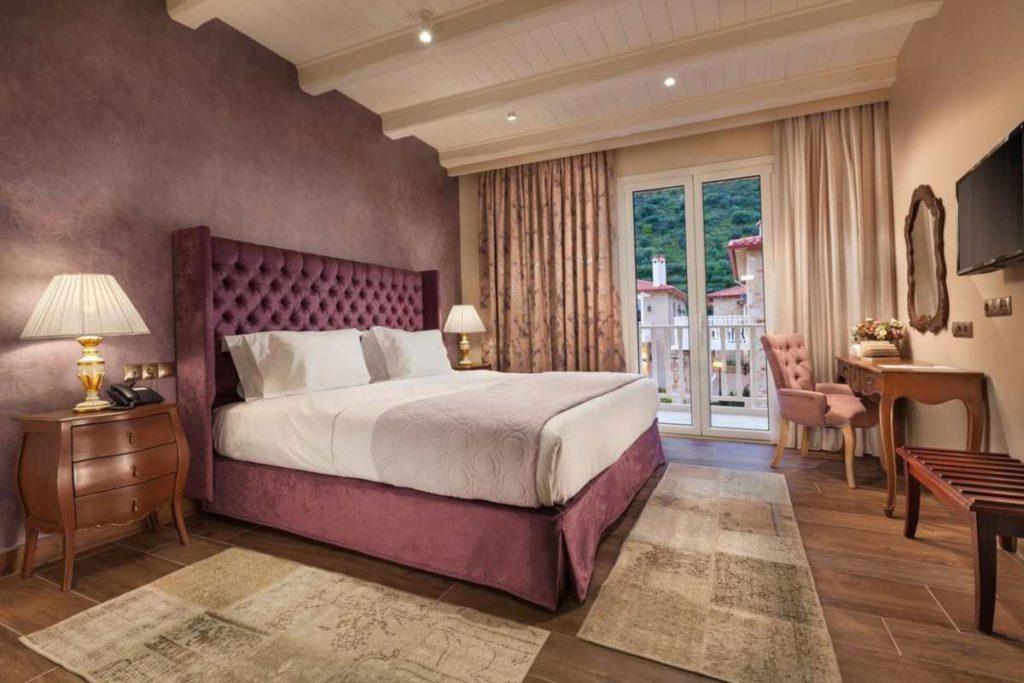Kyniska Palace κρεβάτι