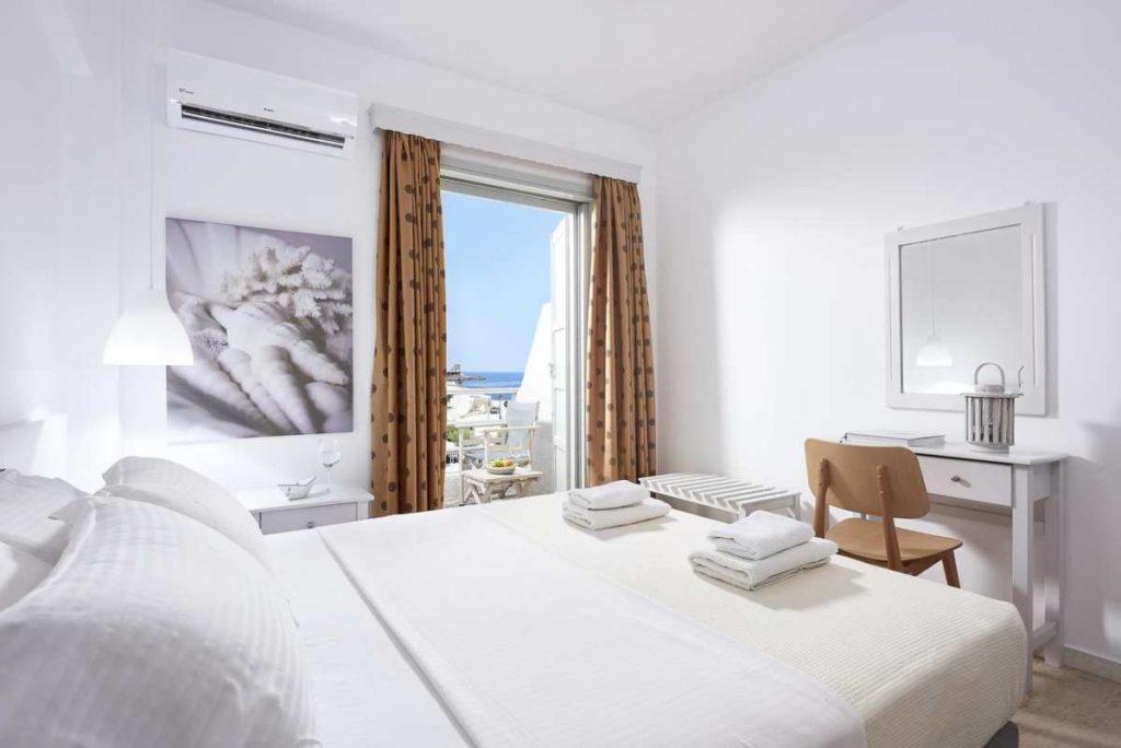 Kythnos Bay Hotel  δωμάτιο
