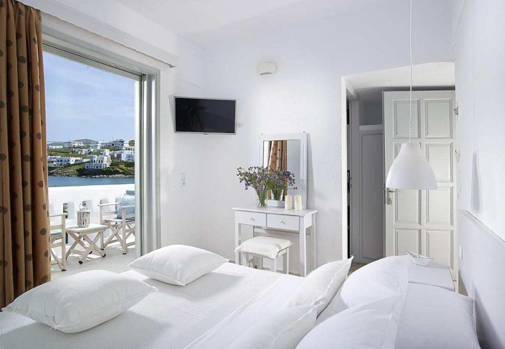 Kythnos Bay Hotel  θέα δωματίου