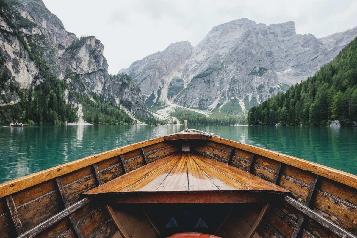Lago Di Braies, Ιταλία