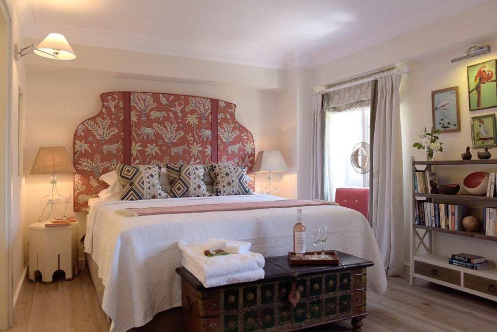 Liston suites δωμάτιο