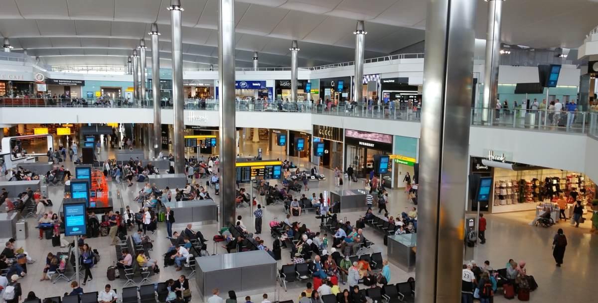 Αεροδρόμιο Λονδίνου
