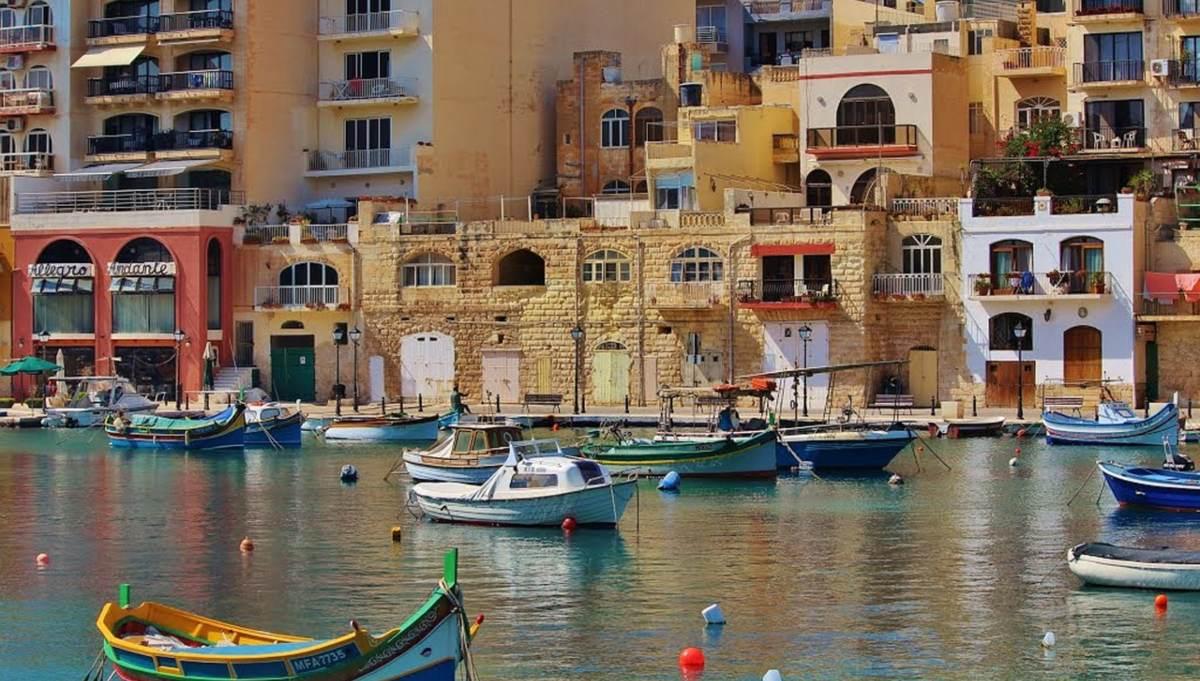 Μάλτα καραβάκια