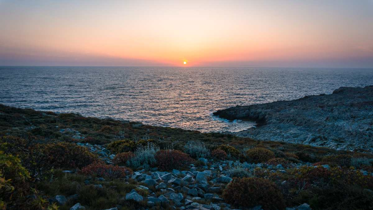 Μάνη, θάλασσα