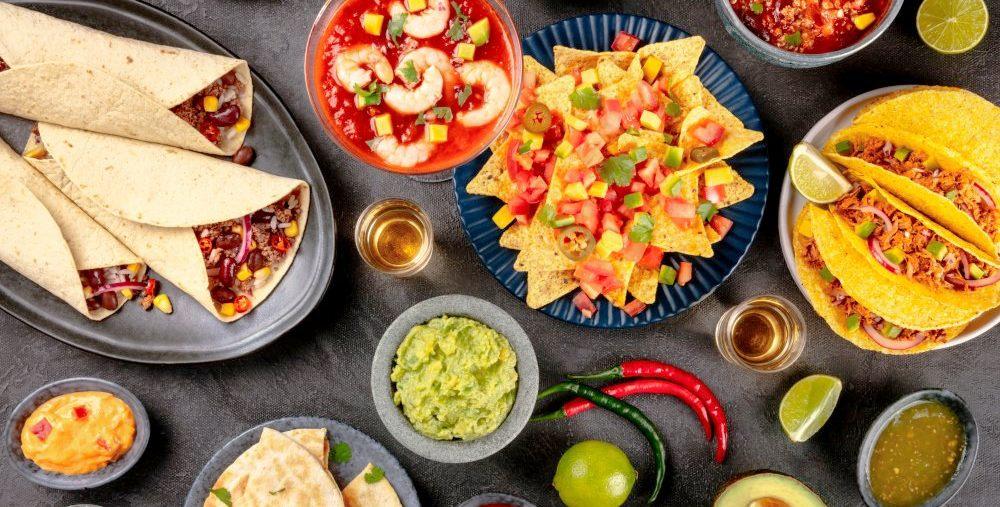 μεξικάνικα φαγητά