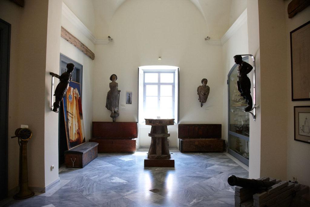 Ναυτικό Μουσείο Οίας, Σαντορίνη