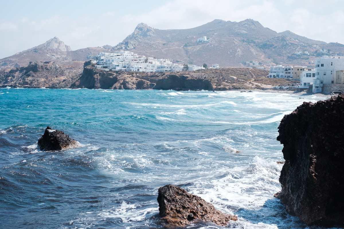 Νάξος, Ελλάδα
