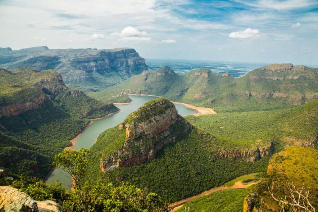 Νότια Αφρική από ψηλά