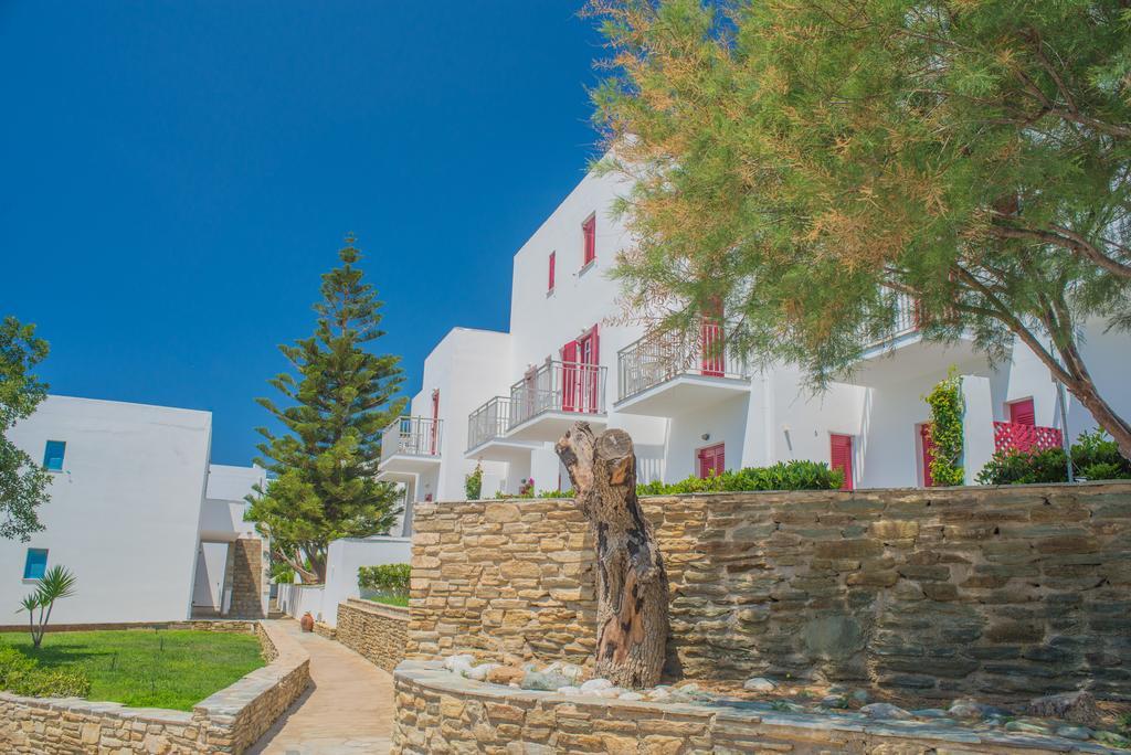 Το εξωτερικό του Ostria Apartments
