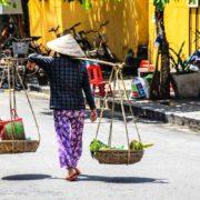 Παλιά αγορά, Βιετνάμ
