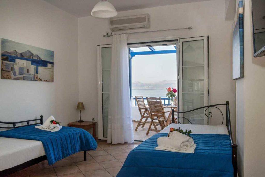 Pantonia Apartments δωμάτιο, Κύθηρα