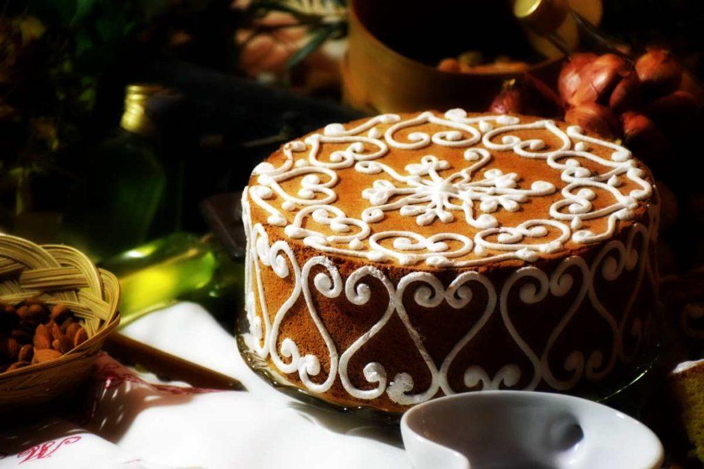 Παραδοσιακό κροατικό κέικ