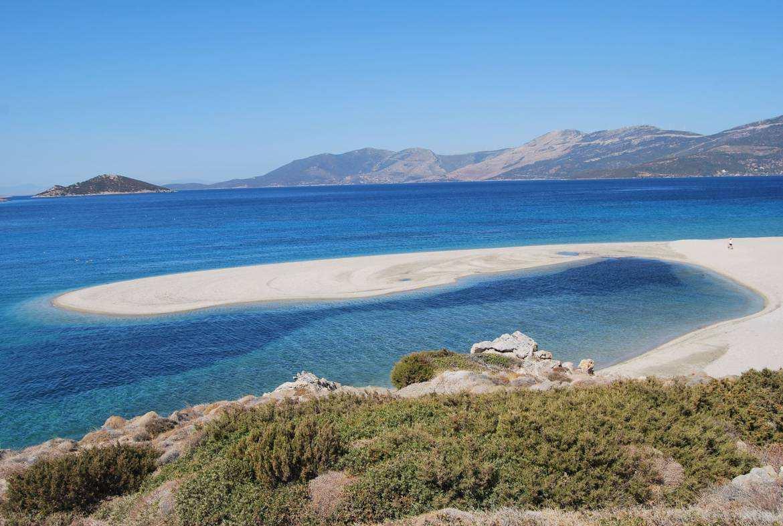 Παραλία Κάρυστος