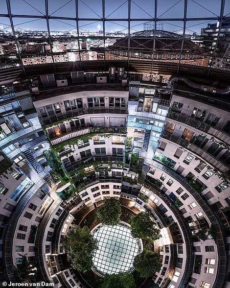 Βιέννη κτήριο
