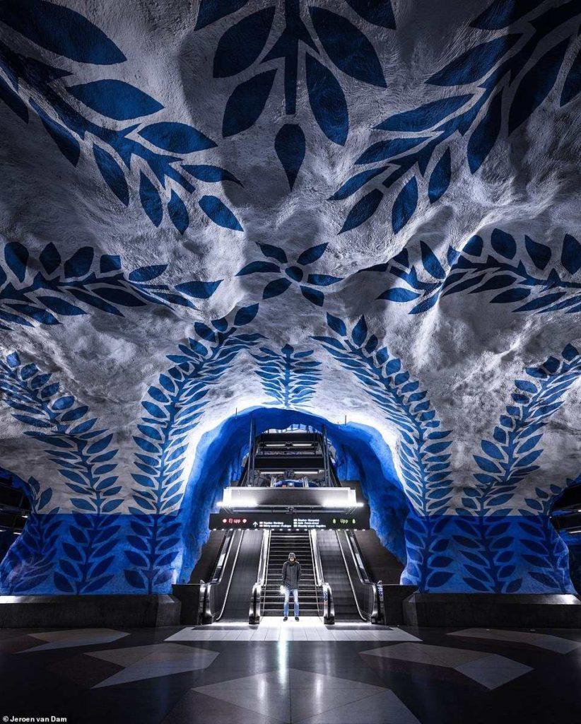 μετρό Στοκχόλμης