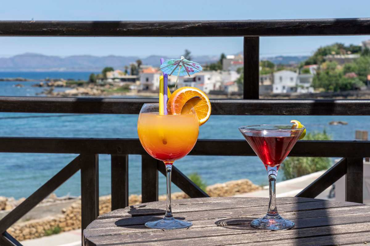 Porto Kalamaki ποτά, Χανιά