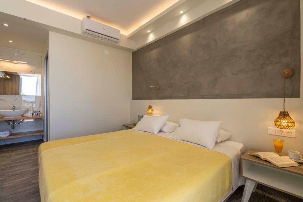 Porto Kalamaki κρεβάτι