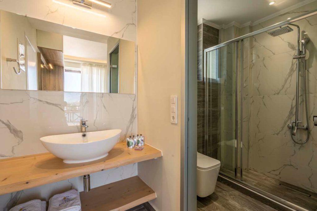 Porto Kalamaki μπάνιο