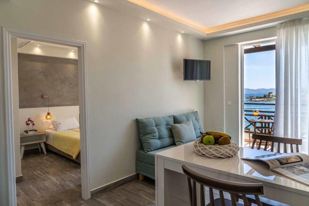 Porto Kalamaki δωμάτιο