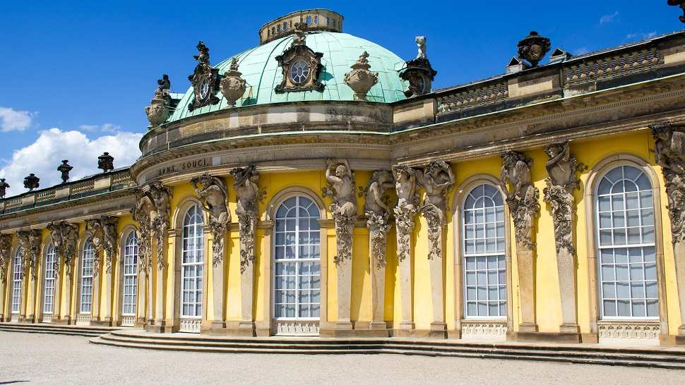 Sanssouci γερμανία