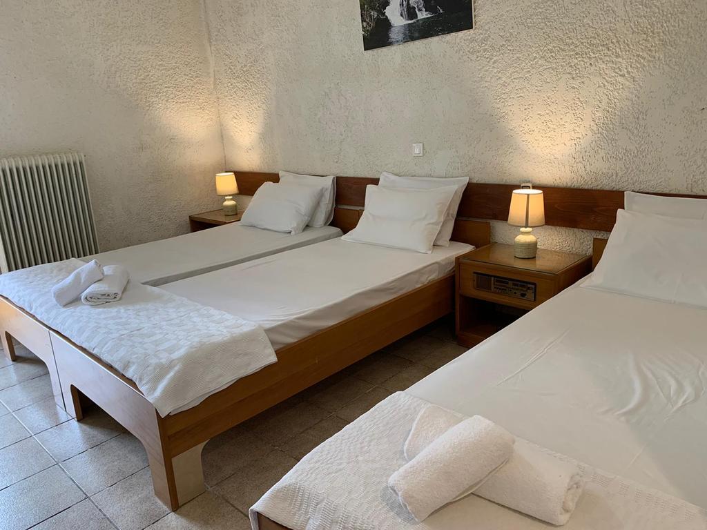 τα φωτεινά δωμάτια του Sariza Spring Hotel