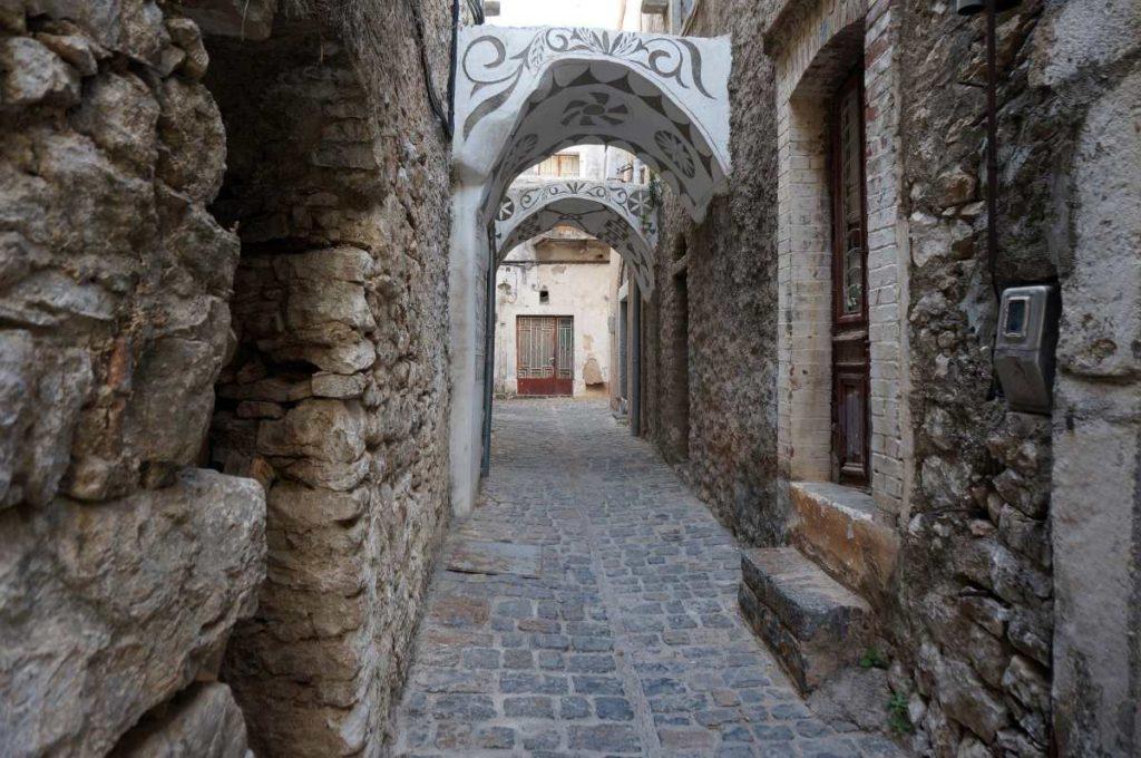Σοκάκια Μαστιχοχώρια, Χίος