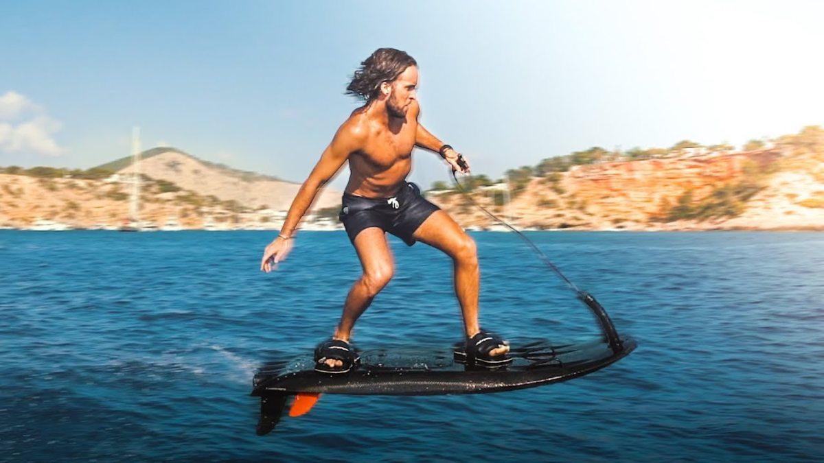 Ποιο είναι το νέο extreme sport που μόλις έφτασε στην Ελλάδα (video)