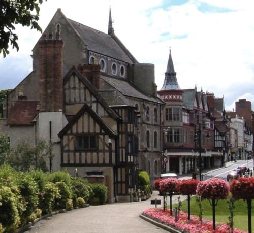 χωριό, Αγγλία