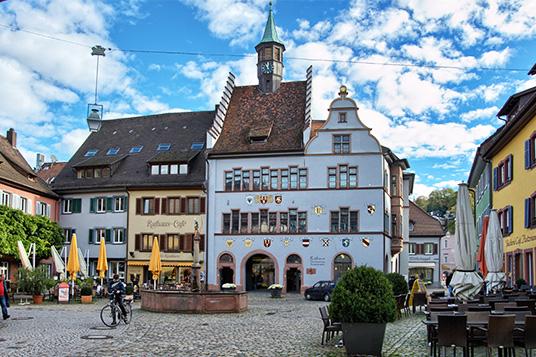 χωριό, Γερμανία