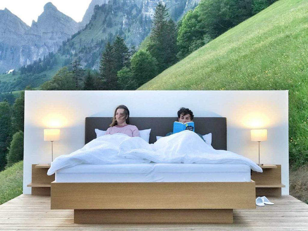 Το δωμάτιο στο Zero Real Estate, Ελβετία