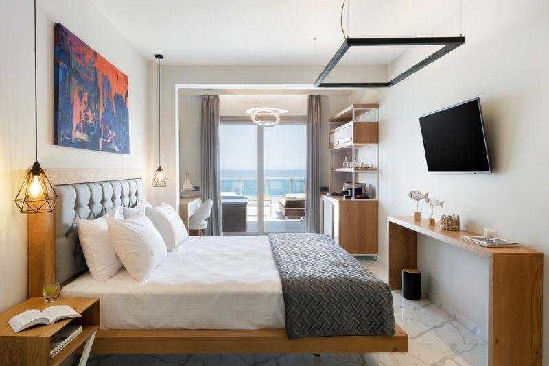 δωματια sea level hotel