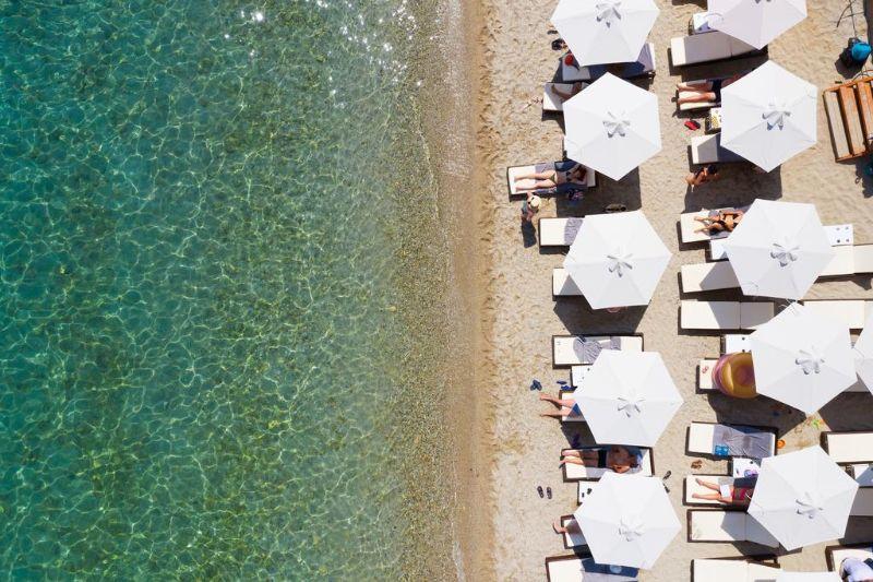 παραλία sea level hotel
