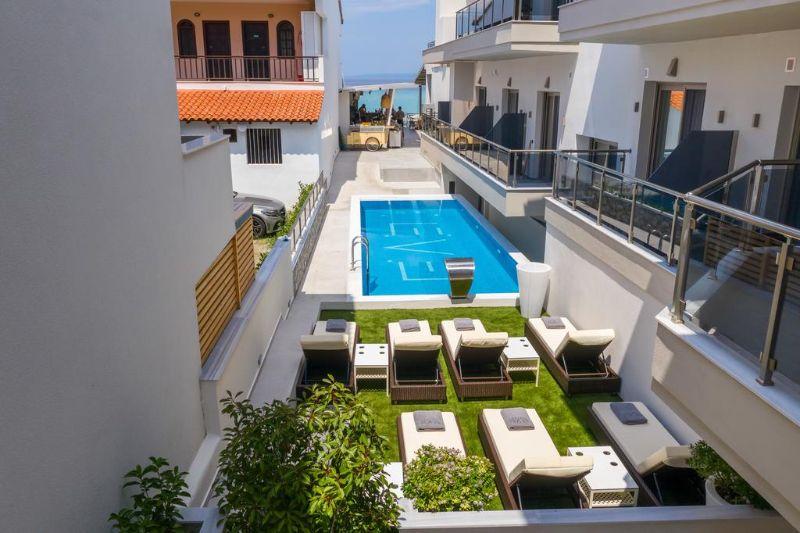 κηπος δωματια sea level hotel