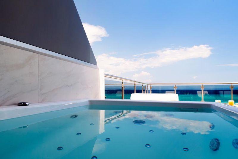 σουιτα δωματια sea level hotel